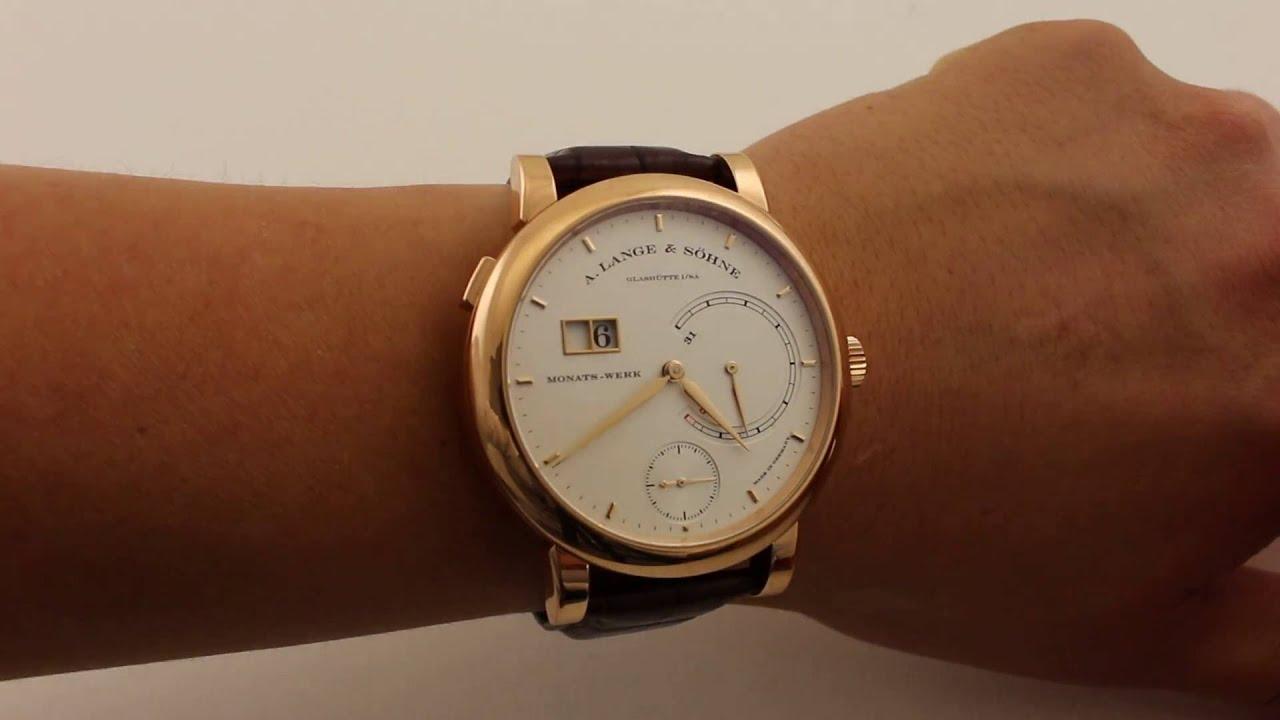 Продажа копий швейцарских часов a. Lange & sohne самого высокого качества по низким ценам.