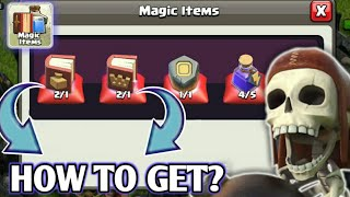 HOW TO GET MULTIPLE BOOKS IN CLASH OF CLANS 💥 | MUST WATCH 😇