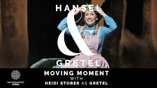 "Engelbert Humperdinck's ""Hansel and Gretel"" — Moving Moment featuring Heidi Stober as Gretel"