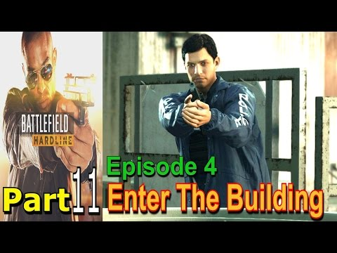Battlefield Hardline Part 11 Episode 4...