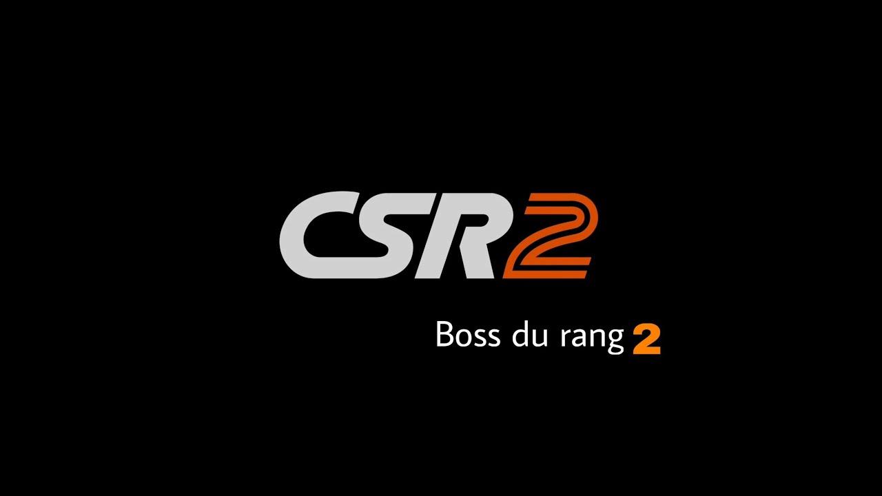 CSR2 JEUX TÉLÉCHARGER LE