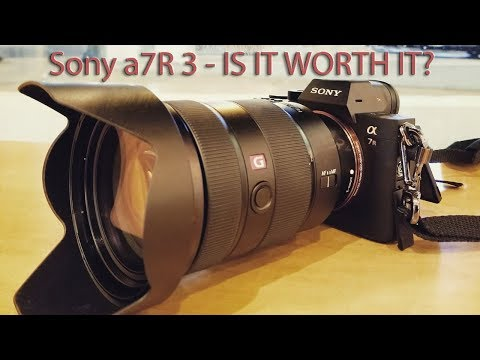 Sony a7R3 - Is it worth it? - First Impressions