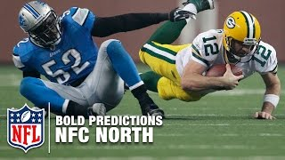NFC North Bold Predictions for 2016 | NFL Network
