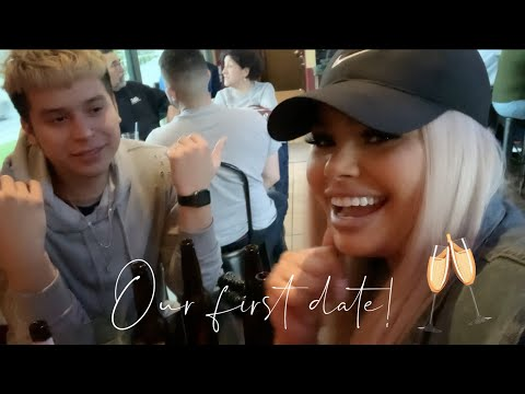 WE WENT ON A DATE! FT. CRISTIAN BLENDS