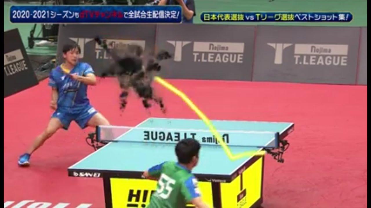 【卓球 Tリーグ公式】今だからこそ卓球で日本を元気にしたい!限定配信中!「2020 JAPAN オールスタードリームマッチ」