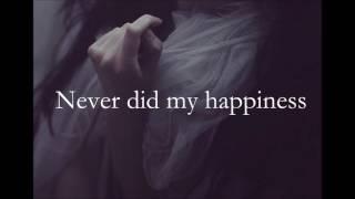 """Happiness"" by Ekat Bork lyrics"