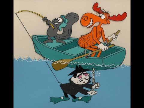 Download 'Bullwinkle and Rocky' mark of Zero Pt2 W commercials!! 1966