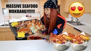 SEAFOOD BOIL!!!! *The Best Crab I Ever Tasted*