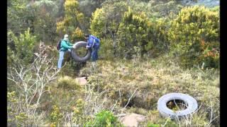 Actividad ecológica en páramos de Duitama