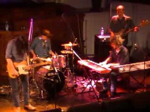 Honey (Hammond Filth Mix) - Marcus Bonfanti & Paddy Milner Band