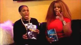 Lil Mo Chats With Takiyah Diamond about her Book- Get your Life Together