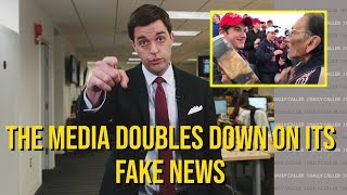 Media Accusations Against MAGA Teens Are Nothing But FAKE NEWS