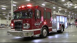 Spartan Stock Unit Walk Around: 2000 Series Stock Pumper