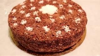 ТОРТ БЕЗ ВЫПЕЧКИ, ВКУСНЕЙШИЙ!!/ MUZLU PASTA/ BANANLI TORT/BANANA CAKE/БИСКВИТНЫЙ ТОРТ