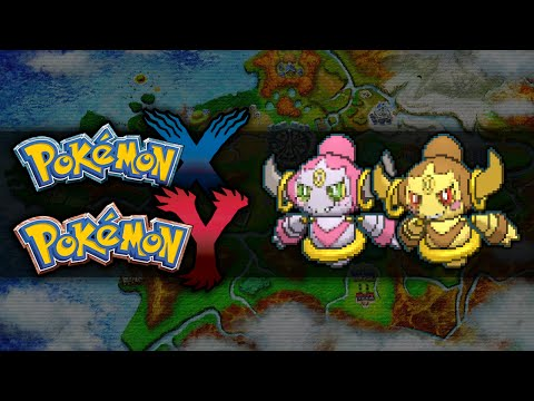 Pokemon X and Y | Hoopa