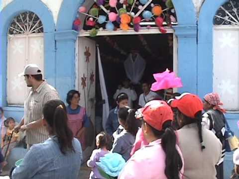 BAJADA DE LA SANTA CRUZ DEL PUERTO DE CALDERÓN 2007/09/15