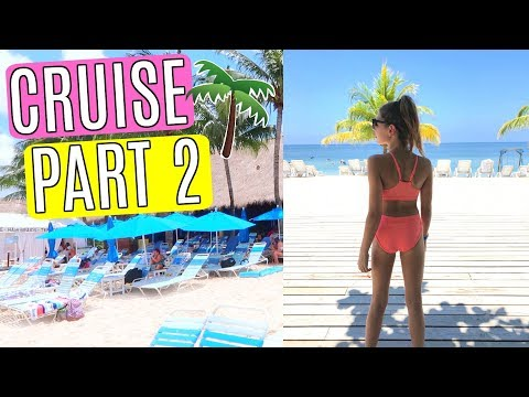 Two Islands, too much sun and Lots of Friends with Annie Rose | Real Cruisin' Part 2