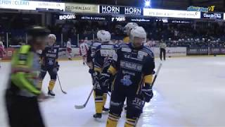16-01-18 highlights Blue Fox - Rødovre Mighty Bulls