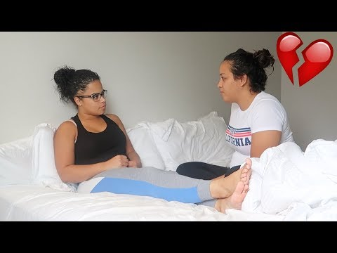 I'M LEAVING YOU PRANK!!! *BACKFIRES*(SHE CRIED)😭 from YouTube · Duration:  15 minutes 33 seconds