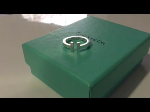 Tiffany & Co T Ring (T collection review)