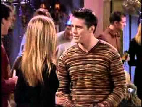Joey is not dumb after all ! - Friends- Happy New Year 1999 - YouTube