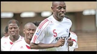 New Harambee Stars Coach Named