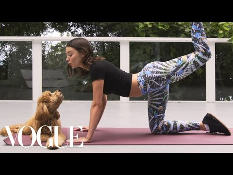 Miranda Kerr's Ultimate Pre-Wedding Detox | Vogue