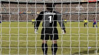 FIFA 07 GameCube Gameplay HD