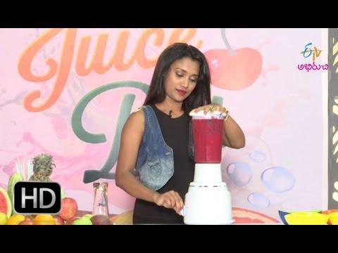 Pick me up juice | Juice bar | 10th April 2017 | Full Episode | ETV Abhiruchi