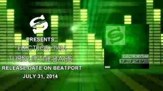 "SR041 ""TURN UP THE BASS"" / ELECTRORYTHM / SAHNA RECORDS"