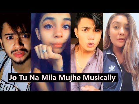 Jo Tu Na Mila Musically   Aashika Bhatia, Faisu, Hasnain, Shriya