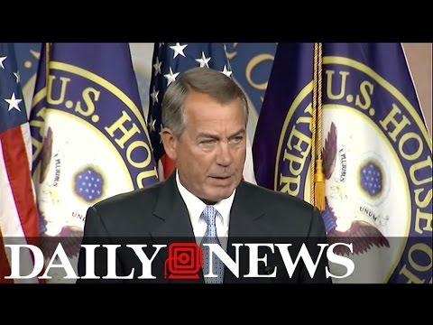 John Boehner calls Ted Cruz: 'Lucifer in the flesh'