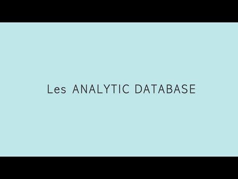 Les Analytic Database - A wonderful experience in e-tendering process