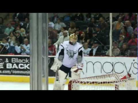 Jacob Markstrom S Dance On Ice Youtube