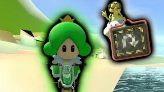 Exploring Mario Kart 8 Deluxe's INSANE Backgrounds