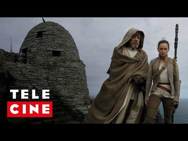 Star Wars - Os Últimos Jedi | Trailer | Telecine
