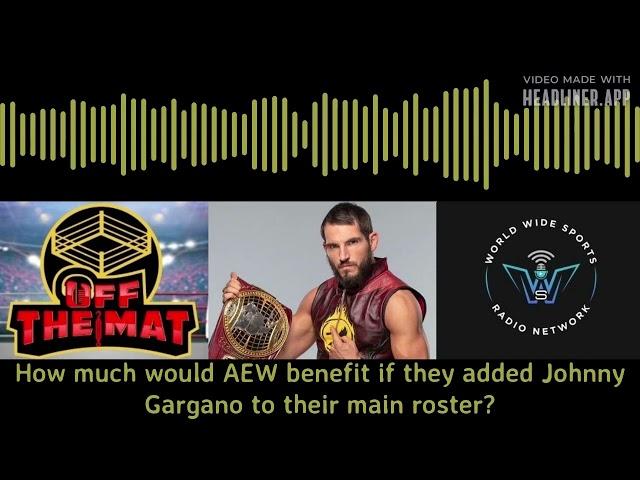 Johnny Gargano to AEW?
