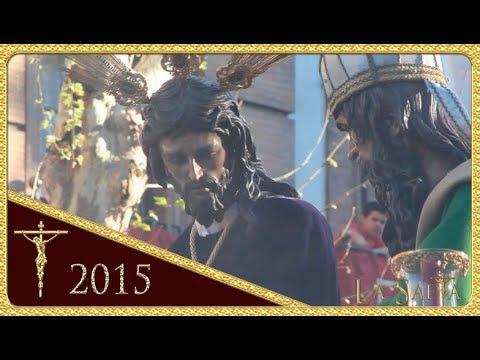 Ntro. Padre Jesús en Su Soberano Poder por Magdalena - San Gonzalo (Semana Santa - Sevilla 2015)