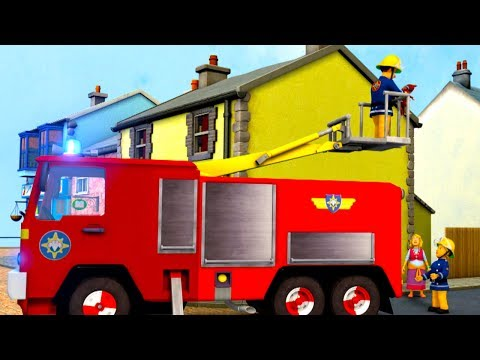 Fireman Sam 2017 New Episodes | Cat Magic | 45 Minutes of Adventure  🚒 🔥 | Cartoons for Children