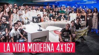 La Vida Moderna 4x167...es que el tic de Ignatius sea un baile del Fortnite