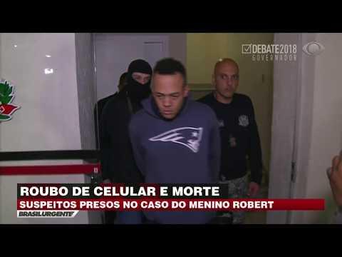 Homem confessa assassinato de adolescente após roubo