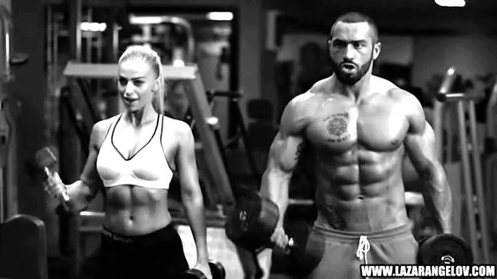 rob bailey  hold strong motivacin fitness