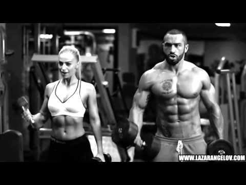 Rob Bailey - Hold Strong (Motivación Fitness)