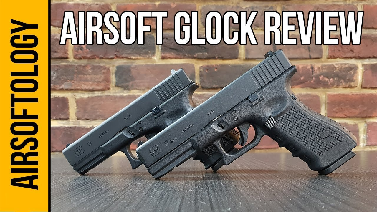The Airsoft Glock 19 and 17 Gen 4 are HERE! | Airsoftology Review