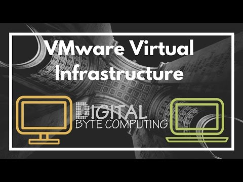 General overview VMware Virtual Infrastructure | Whiteboard Guide