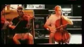 Yann Tiersen A Quai Live aux eurock 2001