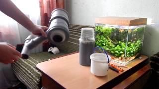 флотатор в узв(видео об некоторых доработках УЗВ и небольших экспериментах, в часности самодельный флотатор или пенник..., 2016-11-19T19:09:10.000Z)