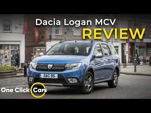 Dacia Logan MCV Car Review – Practicality over Beauty