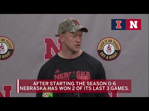 Illinois at Nebraska: Week 11 Preview | Big Ten Football