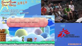 Summer Games Done Quick 2014 - Part 115 - New Super Luigi U